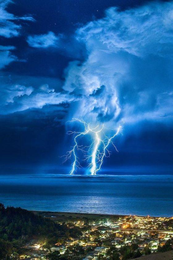 Pacifica California Lightning