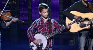 9 Year Old Plays The Banjo Like You've Never Heard