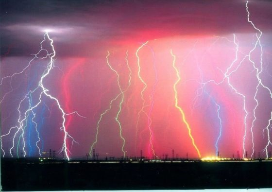 colorful-lightning