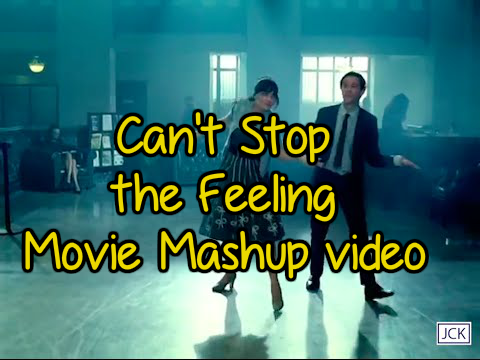 Can't Stop The Feeling Movie Mashup Video