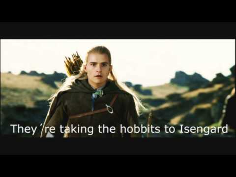 They're Taking the Hobbits to Isengard – Goodbye Orlando Video