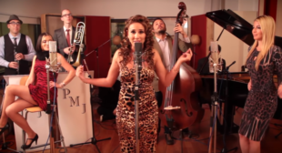 """All About That Bass"" Cover by Postmodern Jukebox"