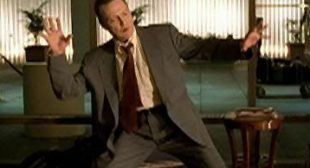 Mashup of Christopher Walken Dancing in Over 50 Movies is Simply Awesome