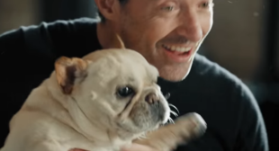 Hugh Jackman Coffee Commercial Narrated by Ryan Reynolds